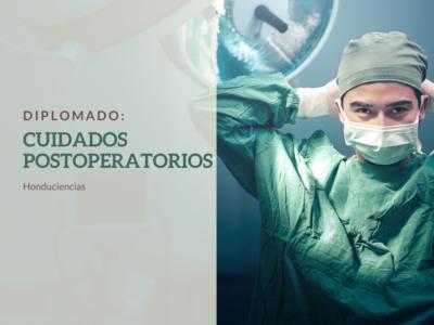 DIPLOMADO: CUIDADOS POST OPERATORIOS