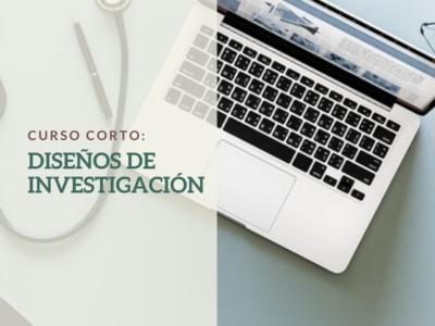 CURSO: DISEÑOS DE INVESTIGACIÓN